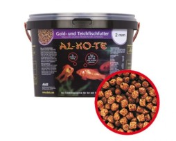 Alkote koifutter profi mix 7 5 kg 6 mm for Gartenteichfische shop