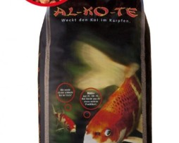 Alkote Koifutter Red / Paprika (13
