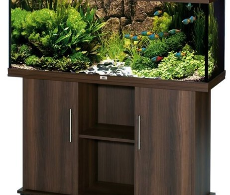 juwel aquarium rio 240 dunkel braun 240l schrank 121sb g nstig kaufen im koi shop. Black Bedroom Furniture Sets. Home Design Ideas