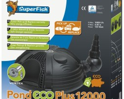 SuperFish Pond Eco Plus Teichpumpe von SuperFish kaufen im Koi-Shop