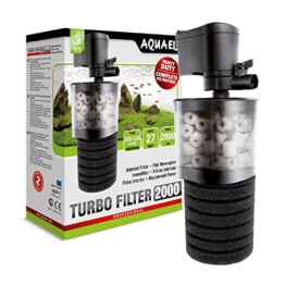 Aquael 5905546133364 Innenfilter Turbo Filter 1000 - 1