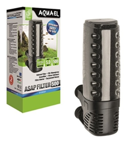 Aquael 5905546194969 Filter ASAP Für Aquaristik, 500 L/H - 1