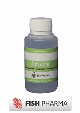 Fish Pharma Calm 100ml Koi-Fisch Betäubungsmittel - 1