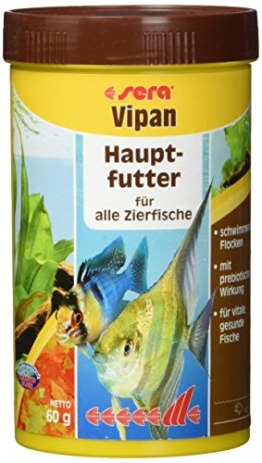 Sera Vipan 250 ml, 1er Pack (1 x 250 ml) - 1